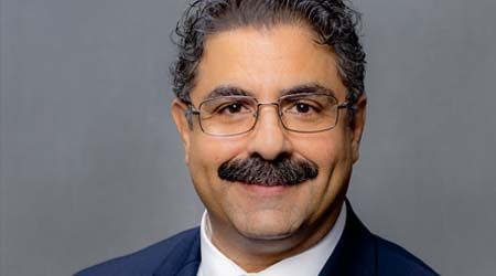 Spartan Chemical's John DiGeorgio is regional manager for the Atlanta region