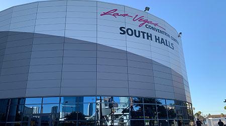 Las Vegas, Nevada,September 28, 2019: Las Vegas Convention Center