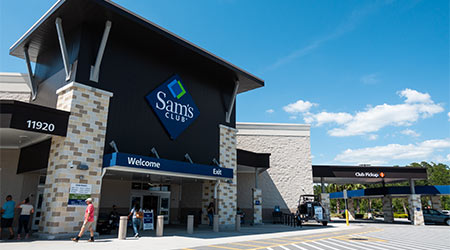 Sam's Club is an American chain of membership-only retail warehouse clubs owned and operated by Walmart Inc., founded in 1983 and named after Walmart founder Sam Walton.