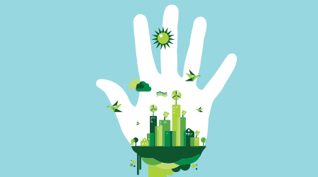 Sustainability or environmental protection design