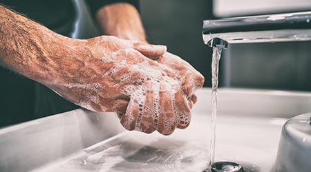 How to wash your hands for COVID-19 prevention