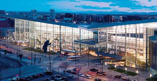 Colorado Convention Center Is LEEDing The Way