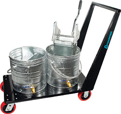 Industrial Mopping System: Geerpres Inc.