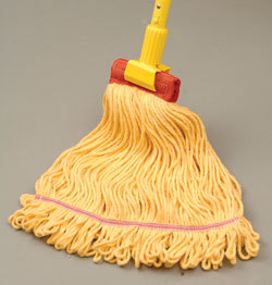 PowerCore microfilament wet mops: The O'Dell Corp.