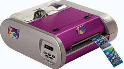 Zeo! Inkjet label printer: QuickLabel Systems