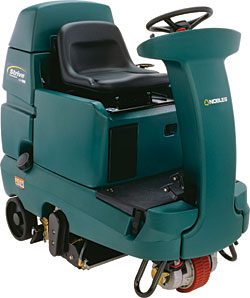 Nobles® Strive Rider Dual Technology Carpet Cleaner: Tennant Company