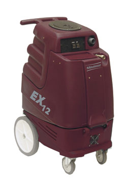 EX12 and EX12H portable carpet extractors: Minuteman International Inc.