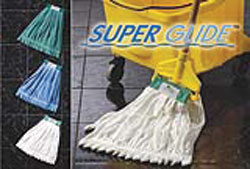 SuperGlide™  microfiber tube mop: TxF Products