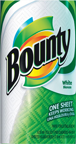 Best Ever Bounty: Procter & Gamble Professional