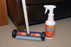 Jet Clean spray-on carpet cleaner: The Bullen Companies