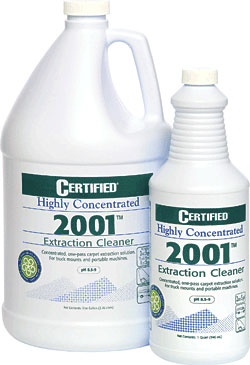 2001™ Extraction Cleaner: Nilodor Inc.