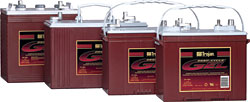 Deep-Cycle Gel™ sealed lead acid batteries: Trojan Battery Co.
