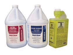 Certified Floor Care System: Multi-Clean