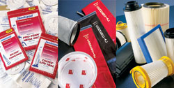 full line of vacuum filters and bags: Janitized