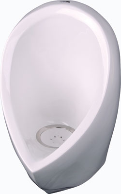 ZeroFlush waterless urinal system: Waterbury Cos., Inc.