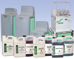 Earth-Gard Glass Cleaner: Cleaning Technologies Group