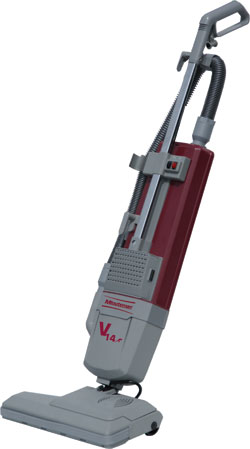 V Series - Dual Motor Upright Vacuum Series: Minuteman International inc.