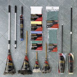 Fuller Brush Company, the Texas Feathers line of products: Cleaning Technologies Group