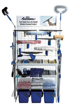 window cleaning product line: Continental Commercial Products
