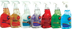 seven cleaning solutions: Pacific Breeze