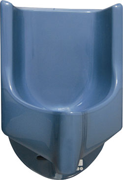 No-Flush™ waterless urinal: Waterless Co. LLC