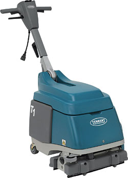 T1 Walk-Behind Automatic scrubber: Tennant Company