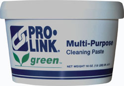 Multi-Purpose Cleaning paste: Pro-Link Inc.