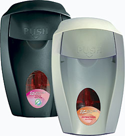 EZ Skin Care™ dispensing system: Kutol Products Co.
