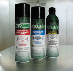 line of botanical insecticides: EcoSMART Technologies