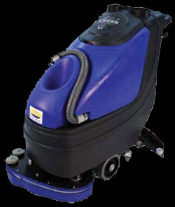 Z Series Scrubbers: Pacific Floor Care