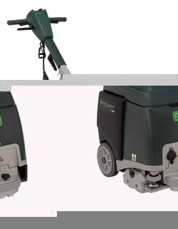 Nobles Strive Compact Carpet Cleaner with ReadySpace Technology: Tennant Co.