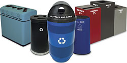Recycling Containers: Witt Industries