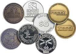 Custom Safety Coins: Osborne Coinage Co.
