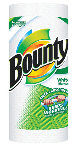 Bounty towels: Procter & Gamble Professional