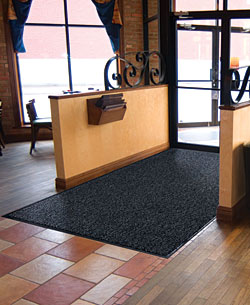 Dust Star Matting System: Crown Mats and Matting