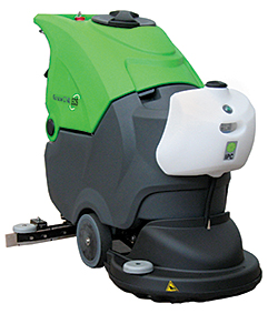 CT40 ECS (EcoCost Cleaning Solution): IPC Eagle