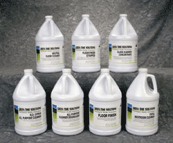Green Time Solutions product line: Warsaw Chemical