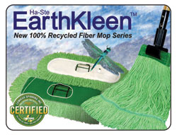 EarthKleen mop series: Ha-Ste Manufacturing Inc.