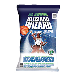 Blizzard Wizard Ice Melt: International Salt Co.