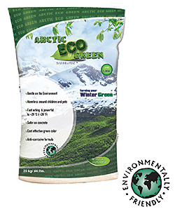 Arctic Eco Green Icemelter: Xynyth Manufacturing Corp.