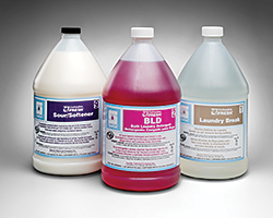 Clothesline Fresh Laundry Break, BLD, and Sour/Softener Products: Spartan Chemical Co. Inc.