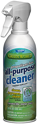 Champion Sprayon Green World All-Purpose Cleaner: Chase Products Co.