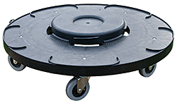 Dynamo Extra Large Trash Can Dolly: Delamo Manufacturing Inc.