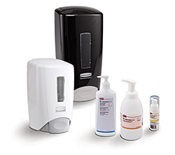 FLex (Foam Liquid Excellence) TC Skin Care System: Rubbermaid Commercial Products