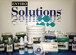 EcoLogo-Certified Bio Enzymatic Products: Enviro-Solutions