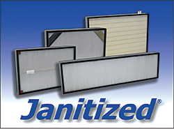 Janitized Sweeper/Scrubber Filters: Janitized/APC Filtration Inc.