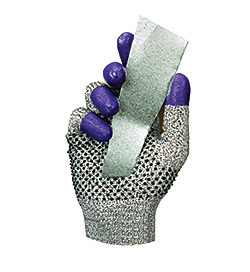 Jackson Safety G60 Purple Nitrile Cut Resistant Gloves: Kimberly-Clark Professional