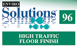 ES96 Ultra-high Speed Burnishing Floor Finish: Enviro-Solutions Ltd.