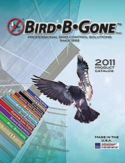 New Catalog for 2011: Bird-B-Gone Inc.