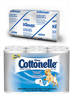 Kleenex Ultra Soft Towels and Kleenex Cottonelle Ultra Soft Bath Tissue: Kimberly-Clark Professional